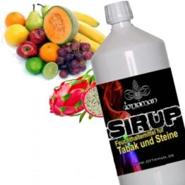 Ottaman Aroma Molasse bunte Früchte & Drachenfrucht, 325ml