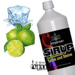 Ottaman Aroma Molasse Limette Ice Bonbon, 325ml